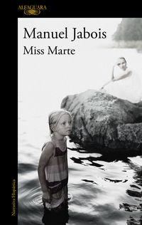 miss marte - Manuel Jabois
