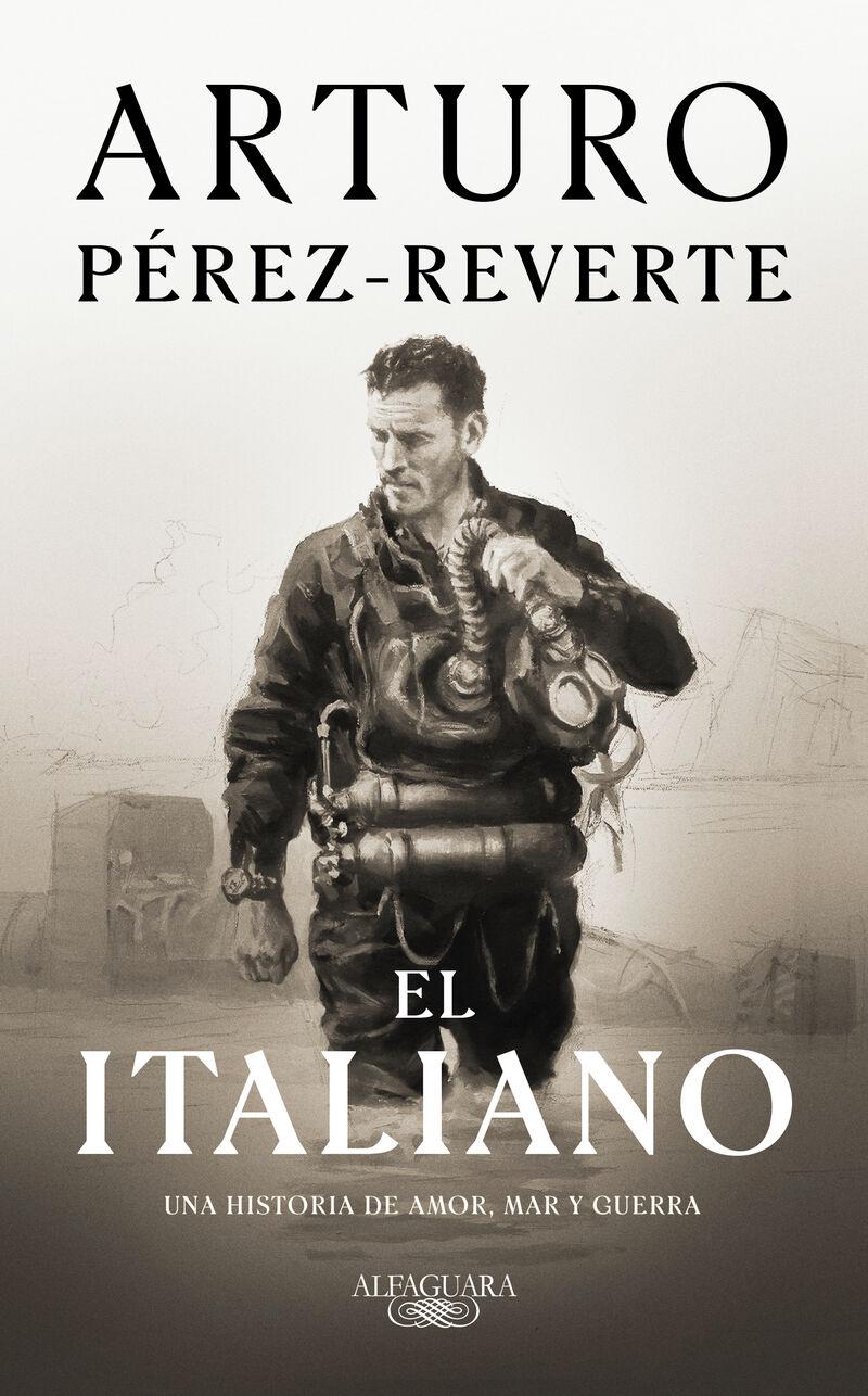 el italiano - Arturo Perez-Reverte