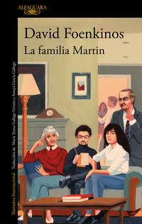 la familia martin - David Foenkinos