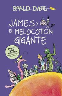 James Y El Melocoton Gigante - Roald Dahl