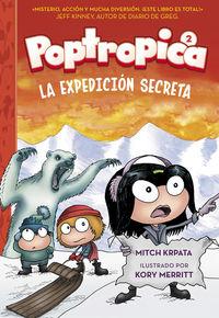 poptropica 2 - la expedicion secreta - Jack Chabert
