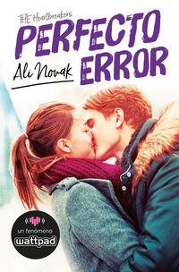 perfecto error - Ali Novak