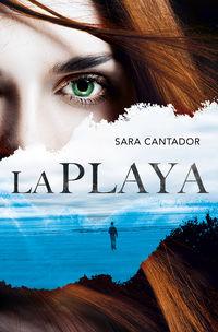 La playa - Sara Cantador / (NUBE DE PALABRAS)