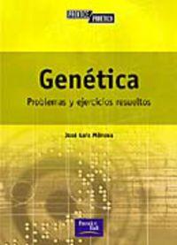 GENETICA - PROBLEMAS Y EJERCICIOS RESUELTOS