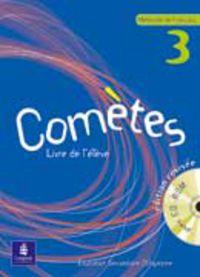 ESO - COMETES 3 (+CD)
