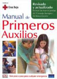 MANUAL DE PRIMEROS AUXILIOS (+CD)