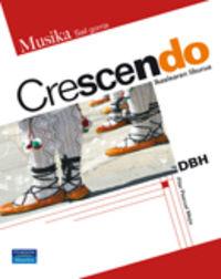 DBH - CRESCENDO MUSIKA SAIL GORRIA