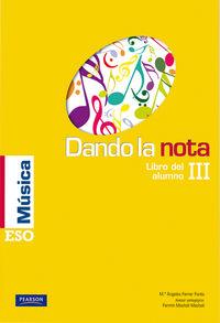 ESO - DANDO LA NOTA III