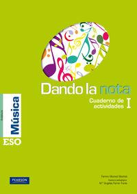ESO - DANDO LA NOTA I CUAD (AND) (ESO 1 / 2)