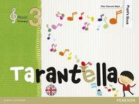 EP - MUSICA 3 (INGLES) - TARANTELLA