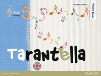 EP - MUSICA 5 (INGLES) - TARANTELLA
