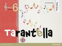 EP - MUSICA 6 (INGLES) - TARANTELLA