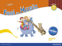 EP - FEEL THE MUSIC 3 WB (+EXTRA CONTENT) (PACK)