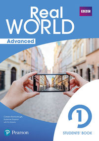 ESO 1 - REAL WORLD (+ONLINE) (+VOCABULARY APP)