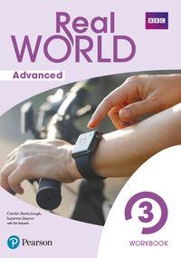 ESO 3 - REAL WORLD ADV 3 WB (+BOOK ACCESS CODE)