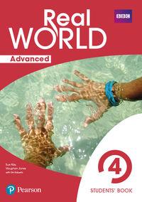 ESO 4 - REAL WORLD ADV 4 (+BOOK ACCESS CODE)