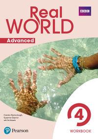 ESO 4 - REAL WORLD ADV 4 WB (+BOOK ACCESS CODE)