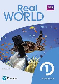 eso 1 - real world 1 wb (+book access code) - Lynda Edwards