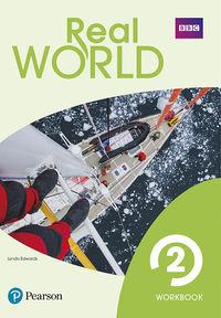 eso 2 - real world 2 wb (+book access code) - Lynda Edwards