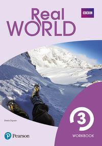ESO 3 - REAL WORLD 3 WB (+BOOK ACCESS CODE)