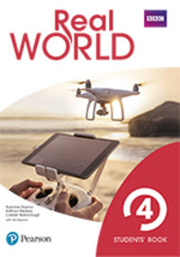 ESO 4 - REAL WORLD 4 (+BOOK ACCESS CODE)