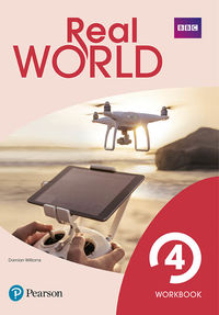 ESO 4 - REAL WORLD 4 WB (+BOOK ACCESS CODE)