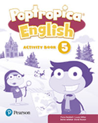 EP 5 - POPTROPIVA ENGLISH 5 WB (+ONLINE BOOK AND PRACTICE ACCESS CODE)
