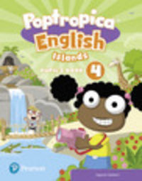 EP 4 - POPTROPICA ENGLISH ISLANDS 4 (+ONLINE BOOK AND PRACTICE ACCESS CODE)