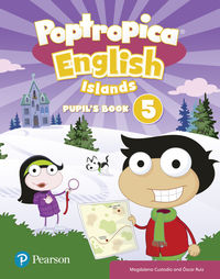 EP 5 - POPTROPICA ENGLISH ISLANDS 5 (+ONLINE BOOK AND PRACTICE ACCESS CODE)