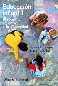 EDUCACION INFANTIL - RESPUESTA EDUCATIVA A LA DIVERSIDAD