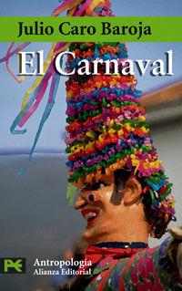 El carnaval - Julio Caro Baroja