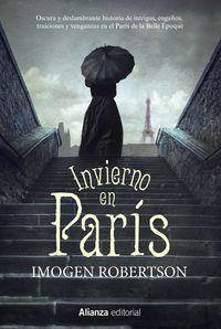 INVIERNO EN PARIS