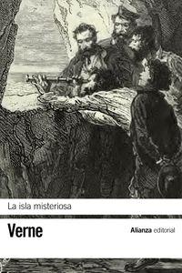 La isla misteriosa - Jules Verne