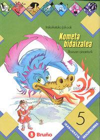 Kometa Bidaizalea - Erantzunak - Colectivo Pedagogico La Salle