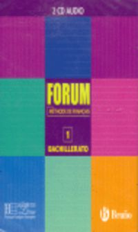 BACH 1 - FORUM (CD)