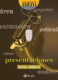 PRESENTACIONES - NIVEL MEDIO - INTRO