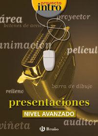 PRESENTACIONES - NIVEL AVANZADO - INTRO