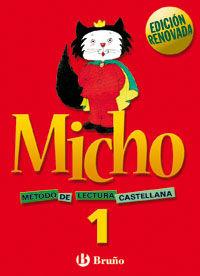 MICHO 1 - METODO DE LECTURA