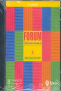 BACH 2 - FORUM (CD)
