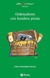 Ordenadores Con Bandera Pirata - Cesar Fernandez Garcia