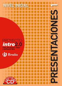 ESO 3 / 4 - PRESENTACIONES 1 - NIVEL INICIAL - INTRO 2.0 (+CD)