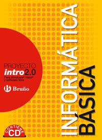 ESO 1 / 2 - INFORMATICA BASICA - INTRO 2.0 (+CD)
