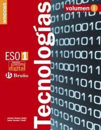 ESO 1 - TECNOLOGIAS WINDOWS (TRIM. ) - CONTEXTODIGITAL