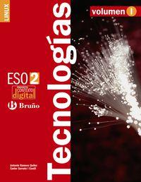 ESO 2 - TECNOLOGIAS (TRIM. ) - LINUX - CONTEXTODIGITAL