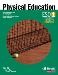 ESO 1 - EDUC. FISICA (INGLES) - CONTEXTODIGITAL - PHYSICAL EDUC. (NAV, AND)