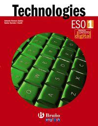 ESO 1 - TECNOLOGIAS (INGLES) - CONTEXTODIGITAL - TECHNOLOGIES (NAV, AND)