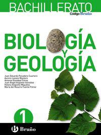 BACH 1 - BIOLOGIA Y GEOLOGIA - CODIGO BRUÑO