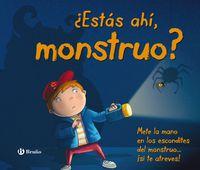 ¿estas Ahi, Monstruo? - Aa. Vv.