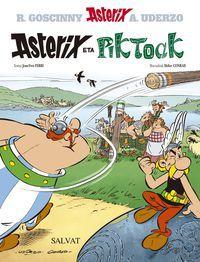 Asterix Eta Piktoak - Rene Goscinny / Jean-Yves Ferri / Albert Uderzo (il. ) / Didier Conrad (il. )