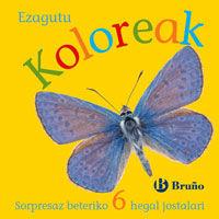 Ezagutu Koloreak - Batzuk